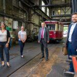 Gespräch mit dem Betriebsrat der Harzer Schmalspurbahnen