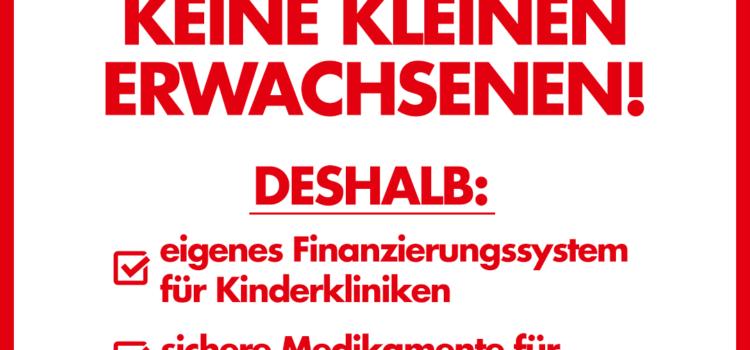 Die Zukunft der Kinderkliniken ist nicht nur in Sachsen-Anhalt ein Thema