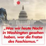 """""""Die Fratze des Faschismus"""""""